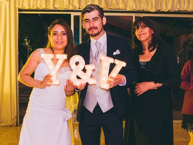 El matrimonio de Víctor y Yasmín en Linares, Linares 134