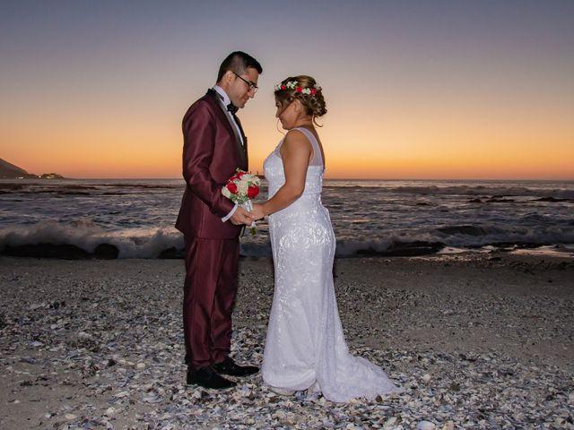 El matrimonio de Alejandra y Armando