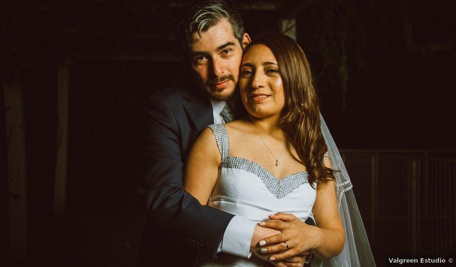El matrimonio de Víctor y Yasmín en Linares, Linares