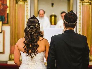 El matrimonio de Gabriela y Felipe 2