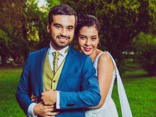 El matrimonio de Tamara y Fernando