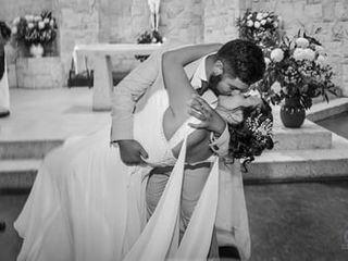 El matrimonio de Carol Francisca y José Miguel 2