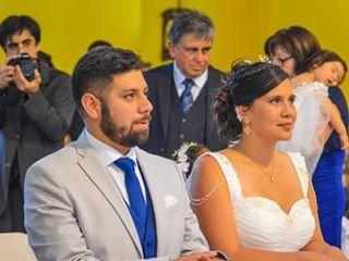 El matrimonio de Carol Francisca y José Miguel 3