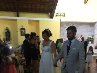 El matrimonio de Carol Francisca y José Miguel