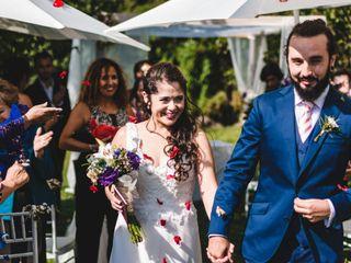 El matrimonio de Kotty y Marcelo