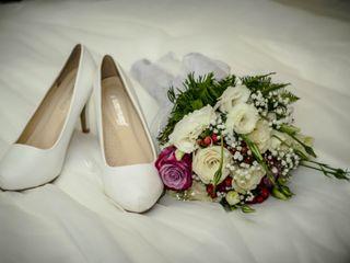 El matrimonio de Nicole y Javier 1