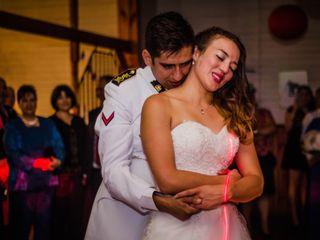 El matrimonio de Nicole y Javier