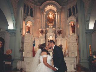 El matrimonio de Fernanda  y Jorge