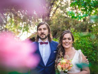 El matrimonio de María Gracia y Cristóbal