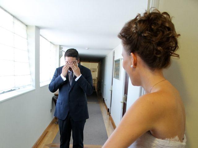 El matrimonio de Fabián y Galina en Temuco, Cautín 9