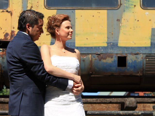 El matrimonio de Fabián y Galina en Temuco, Cautín 10