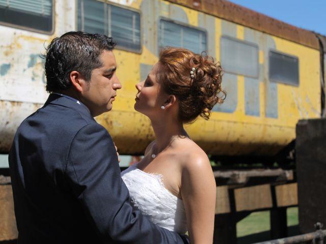 El matrimonio de Fabián y Galina en Temuco, Cautín 11