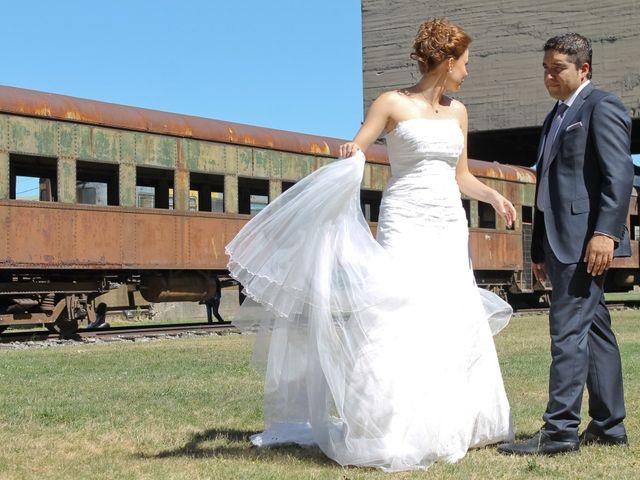 El matrimonio de Fabián y Galina en Temuco, Cautín 20