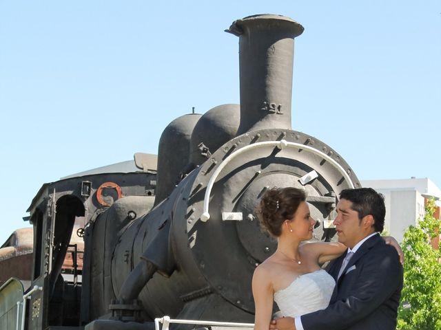 El matrimonio de Fabián y Galina en Temuco, Cautín 21