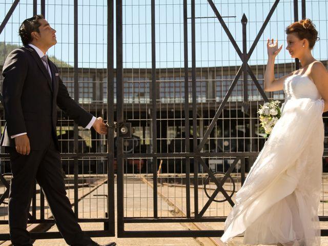 El matrimonio de Fabián y Galina en Temuco, Cautín 23