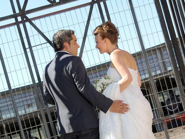 El matrimonio de Fabián y Galina en Temuco, Cautín 24
