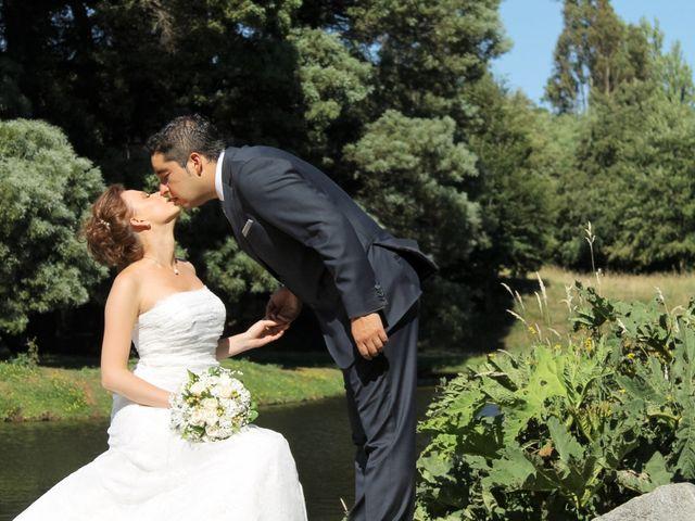 El matrimonio de Fabián y Galina en Temuco, Cautín 26