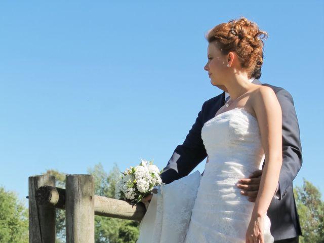 El matrimonio de Fabián y Galina en Temuco, Cautín 27