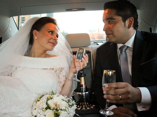 El matrimonio de Fabián y Galina en Temuco, Cautín 30