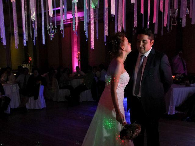 El matrimonio de Fabián y Galina en Temuco, Cautín 32