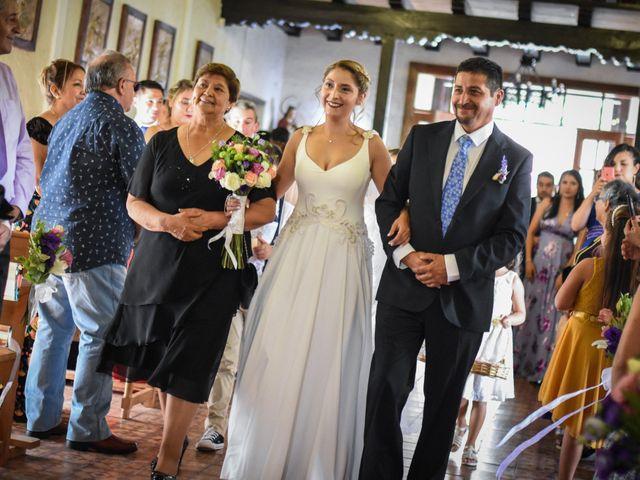 El matrimonio de Rafael y Cote en Rancagua, Cachapoal 8