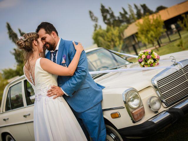 El matrimonio de Rafael y Cote en Rancagua, Cachapoal 13
