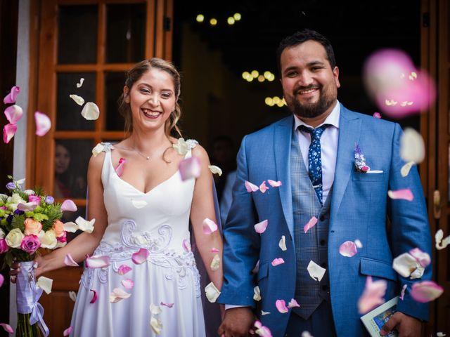 El matrimonio de Rafael y Cote en Rancagua, Cachapoal 28