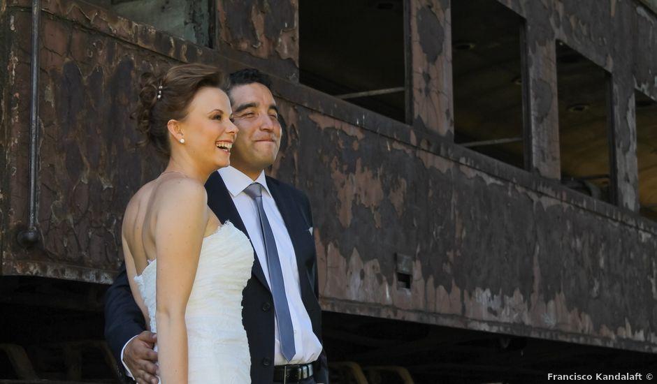 El matrimonio de Fabián y Galina en Temuco, Cautín