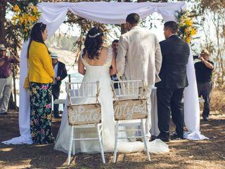 El matrimonio de William y Angela 3