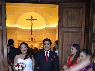 El matrimonio de Caro y Marce 2