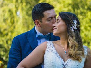 El matrimonio de Victoria y Eugenio