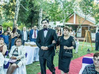 El matrimonio de Alejandra y Alfonso 3