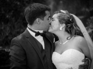 El matrimonio de Nataly y Jaime