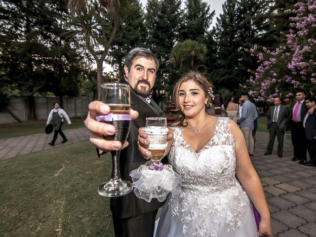 El matrimonio de Alejandra y Alfonso