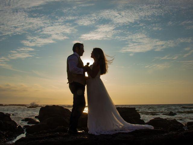 El matrimonio de Valeria y Roberto