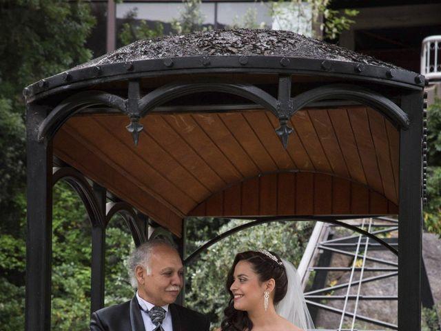 El matrimonio de Christian y Helen en San José de Maipo, Cordillera 13