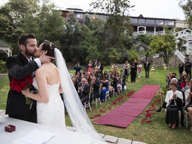 El matrimonio de Christian y Helen en San José de Maipo, Cordillera 19