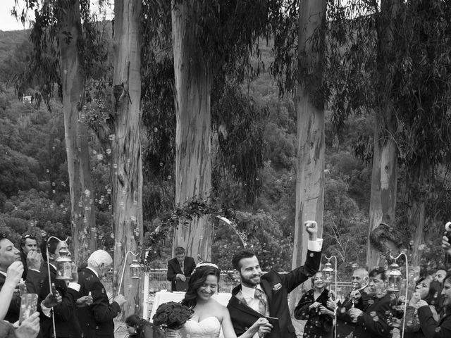 El matrimonio de Christian y Helen en San José de Maipo, Cordillera 21