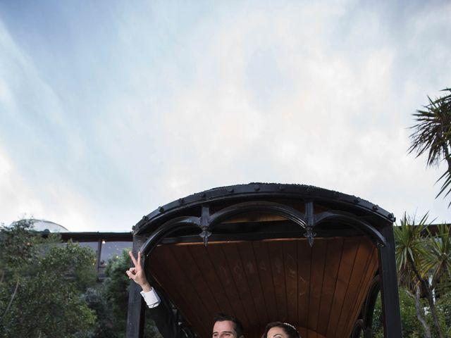 El matrimonio de Christian y Helen en San José de Maipo, Cordillera 22