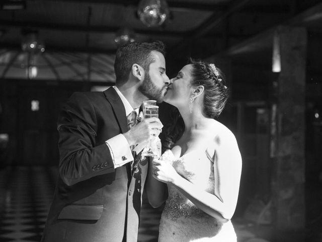 El matrimonio de Christian y Helen en San José de Maipo, Cordillera 27