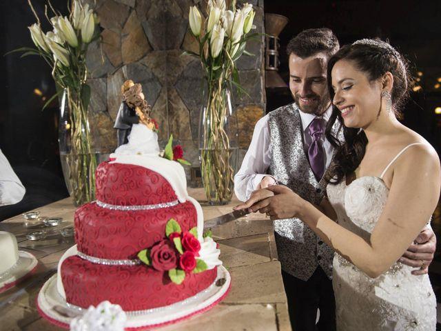 El matrimonio de Christian y Helen en San José de Maipo, Cordillera 41