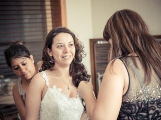 El matrimonio de Carla y Stephan 3