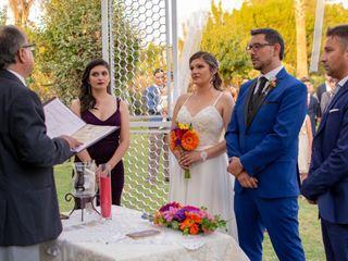 El matrimonio de Marcela  y Juan Pablo  1