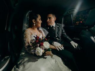 El matrimonio de María Paz y Jonathan  3