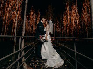 El matrimonio de María Paz y Jonathan