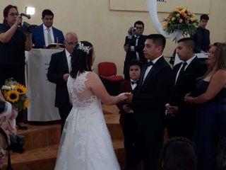 El matrimonio de Valesca y Jonathan 1