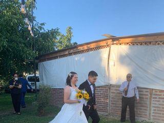 El matrimonio de Valesca y Jonathan 2