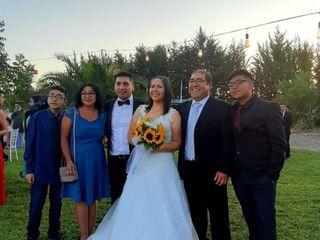 El matrimonio de Valesca y Jonathan 3