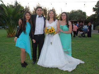 El matrimonio de Valesca y Jonathan