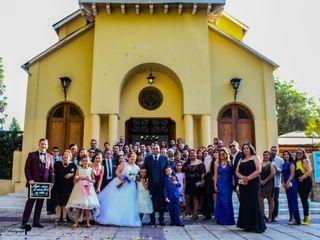 El matrimonio de Paulina y Francisco 1
